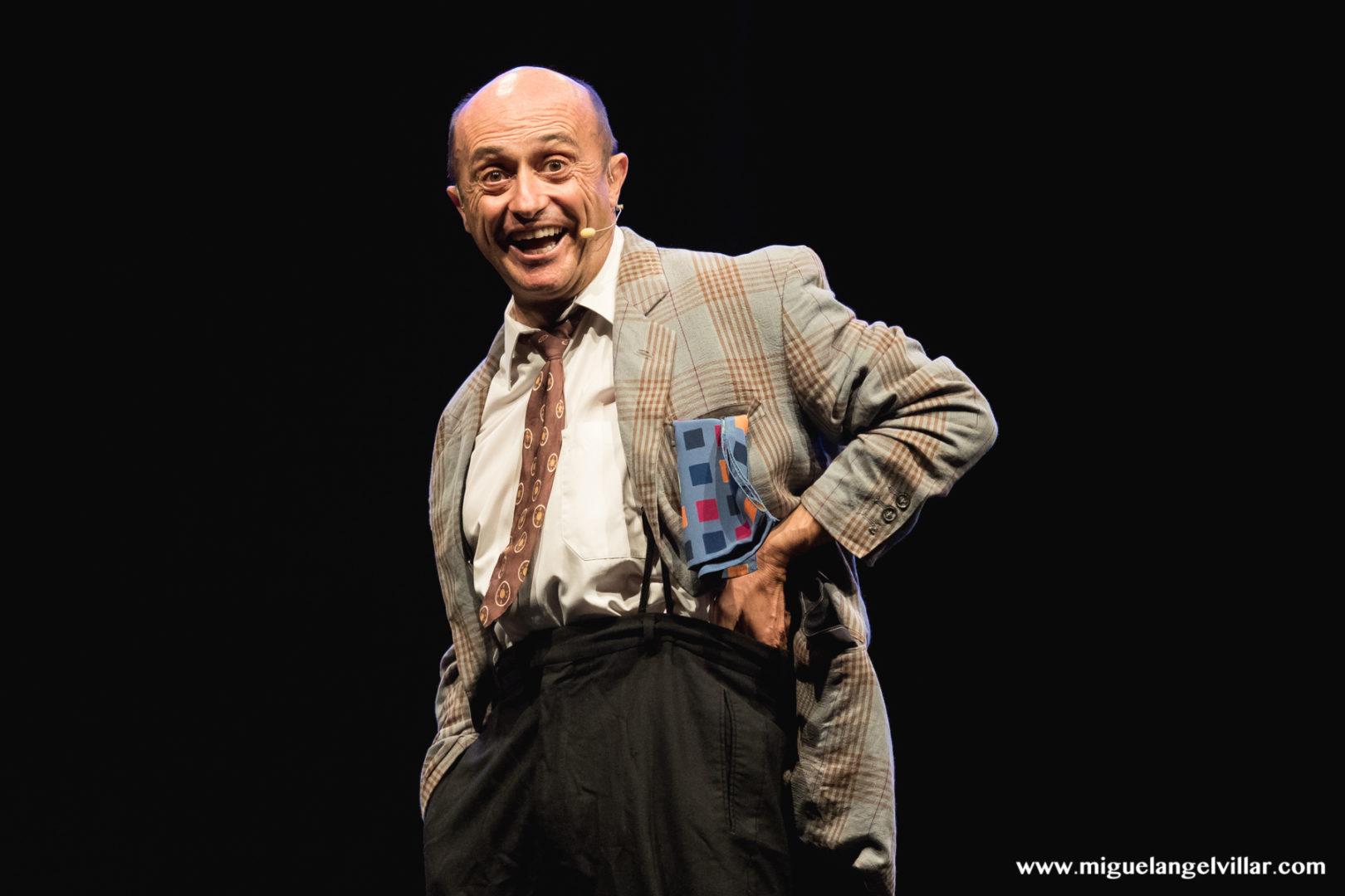 Pepe Viyuela actor humorista torrevieja
