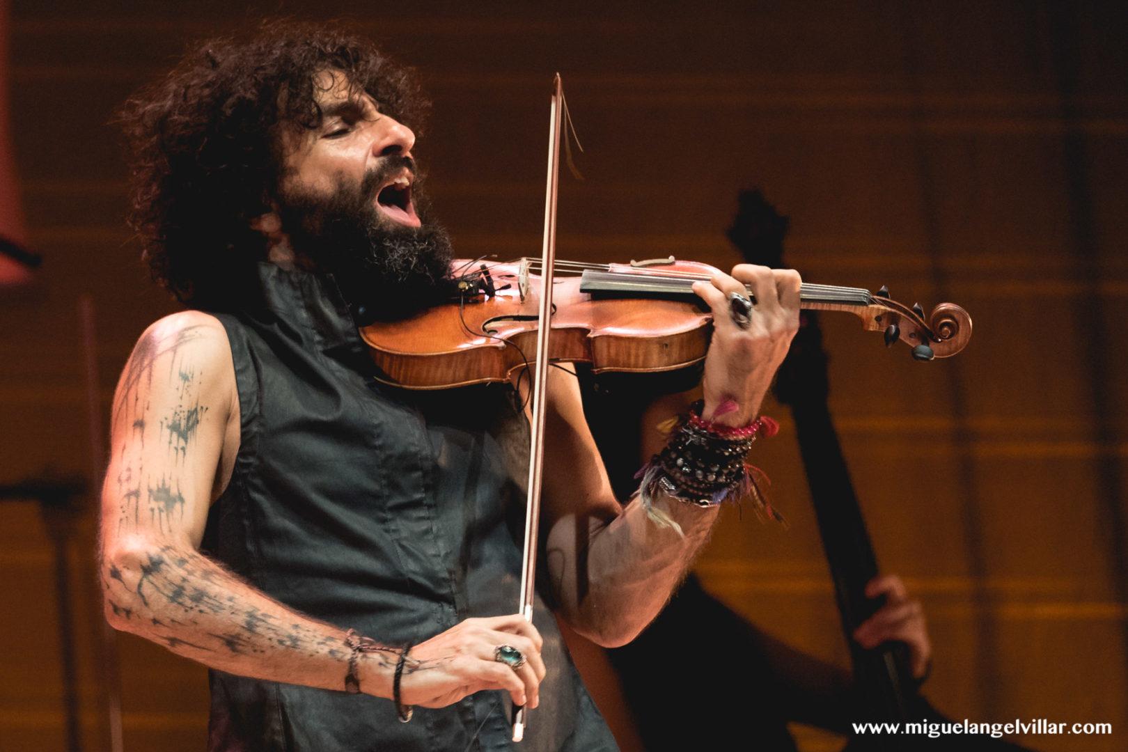 concierto Ara Malikian torrevieja 2016 fotografo