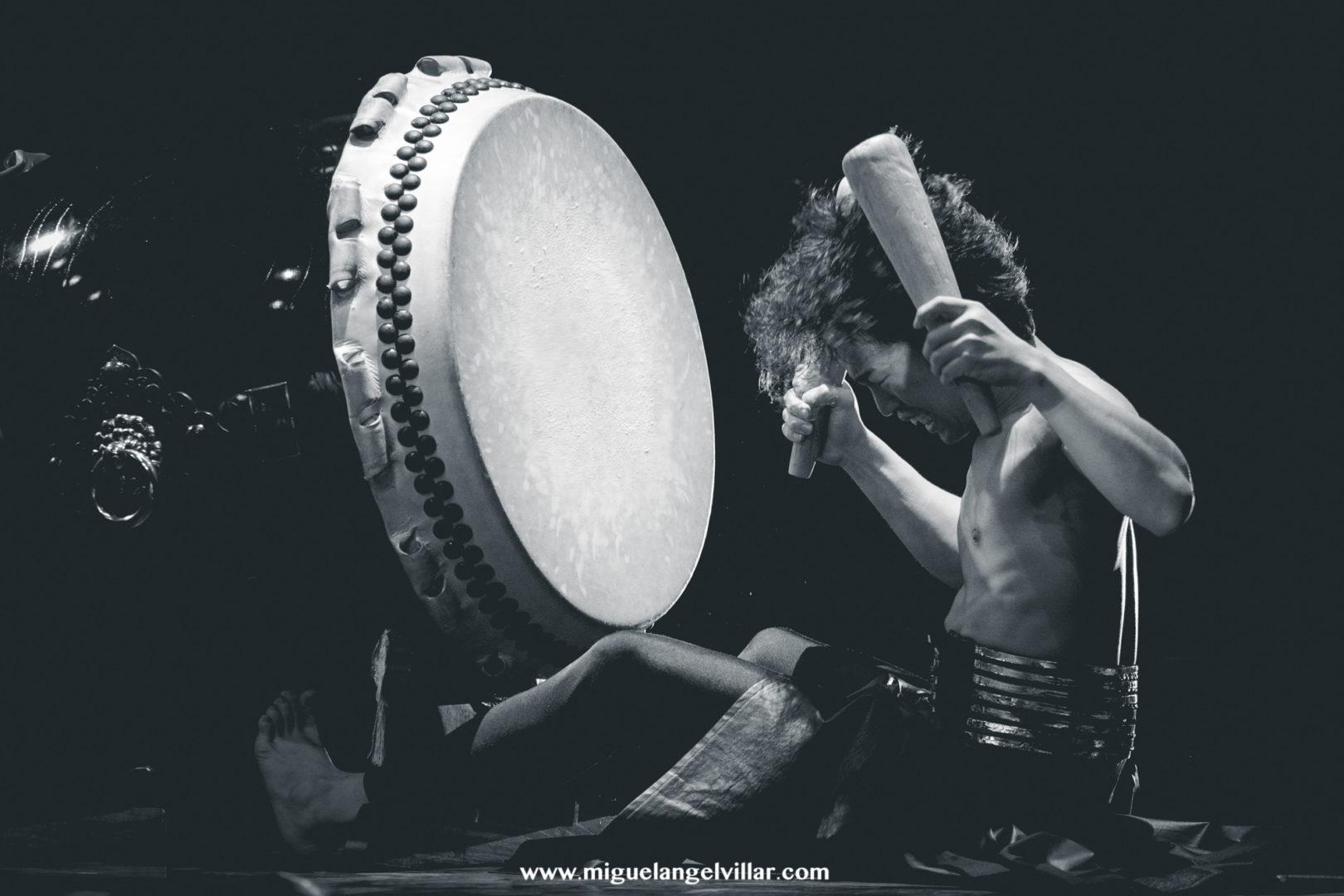 Tao, The Samurai of the Drum - Torrevieja 2017